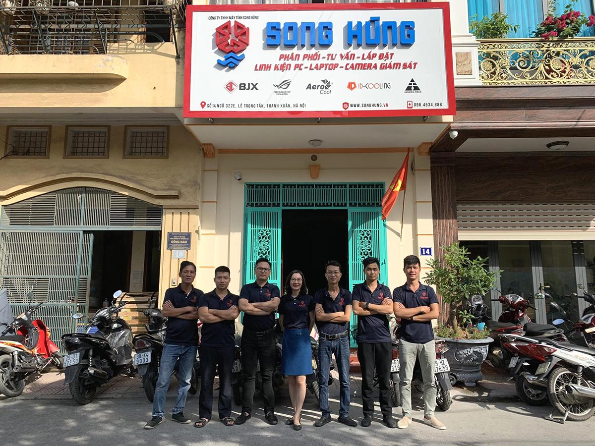 Song Hùng là đơn vị lắp đặt camera trọn gói giá rẻ uy tín tại Hà Nội
