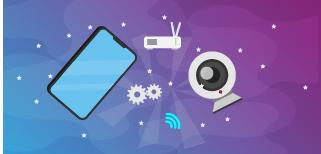 Cách kết nối camera với điện thoại bằng ứng dụng nhanh nhất