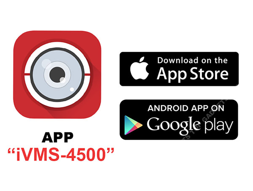 Tải ứng dụng iVMS4500 của HikVision