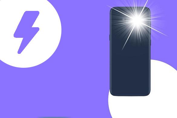 Sử dụng đèn Flash của điện thoại để phát hiện ra camera quay lén